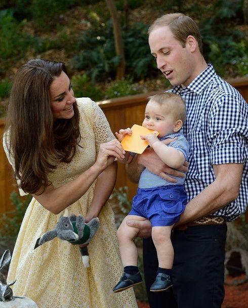 【ELLEgirl】キャサリン妃とウィリアム王子がパパラッチに警告 エル・ガール・オンライン