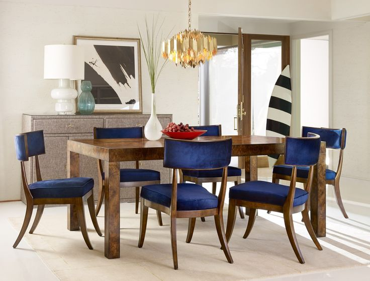 Cynthia Rowley   Sporty Long Board Rectangle Dining Table W/ Leaves By  Cynthia Rowley For Hooker Furniture At Baeru0027s Furniture