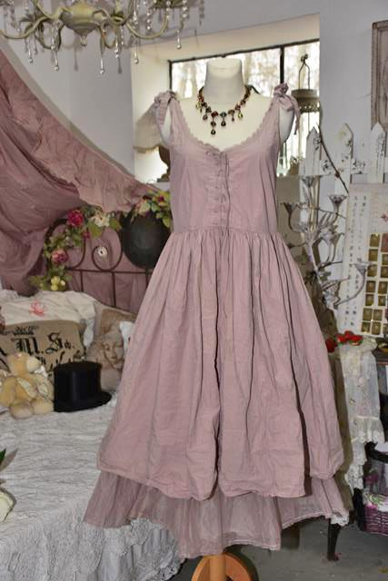ewa i walla kleid dress 55592 crisp cotton powder ambientes24