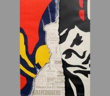 1- Burhan DOĞANÇAY (1929-2013)  Kağıt üzerine litografi, Amerikan baskı, Sanatçı müdahaleli 18/120 ed., imzalı.  75 x 55 cm  4.500 TL
