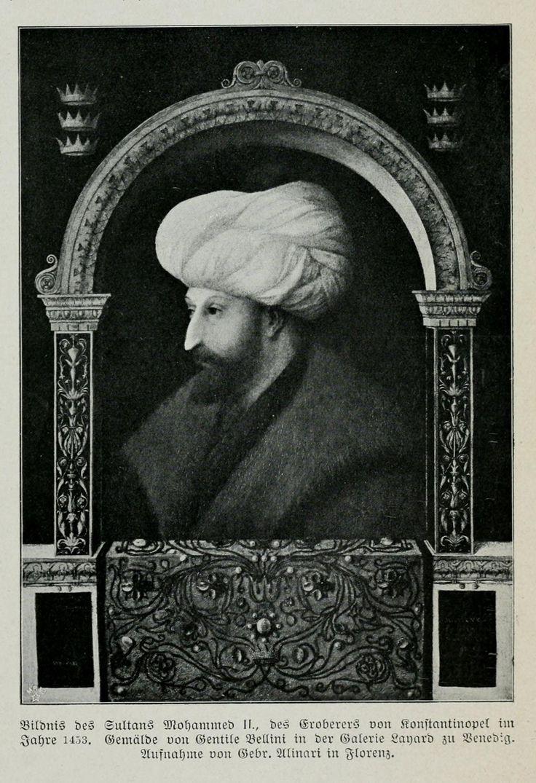 Fatih Sultan Mehmet