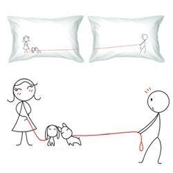 Cute couple pillows <3