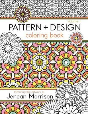 Simple Thrill Murray Coloring Book 68 Pattern and Design Coloring