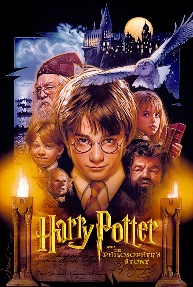 Harry Potter And The Philosopher S Stone full movie Hd1080p