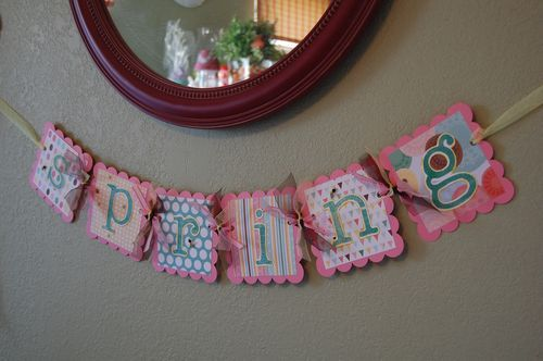 spring craft ideas | Spring Craft Ideas {reader features}