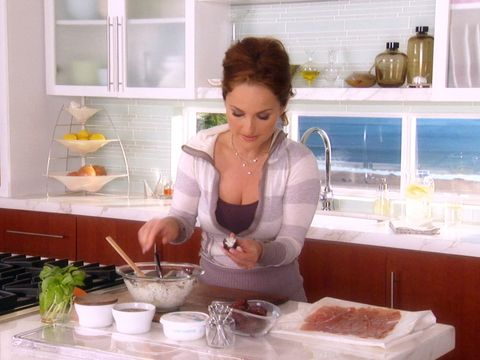 Three Simple Appetizers Video : Food Network - FoodNetwork.com - Giada