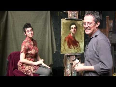 Painting From Life: A Demonstration by Gregg Kreutz — Art Students League of New York