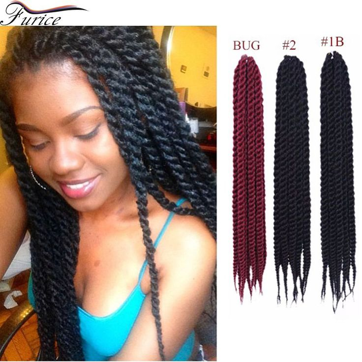 #senegalese #extension #freetress #crochet #havana #