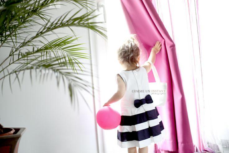 Séance photo bébé / enfant / nouveau né / femme enceinte * Paris *  http://www.commeuninstant.com/galerie/portraits/enfants/leana
