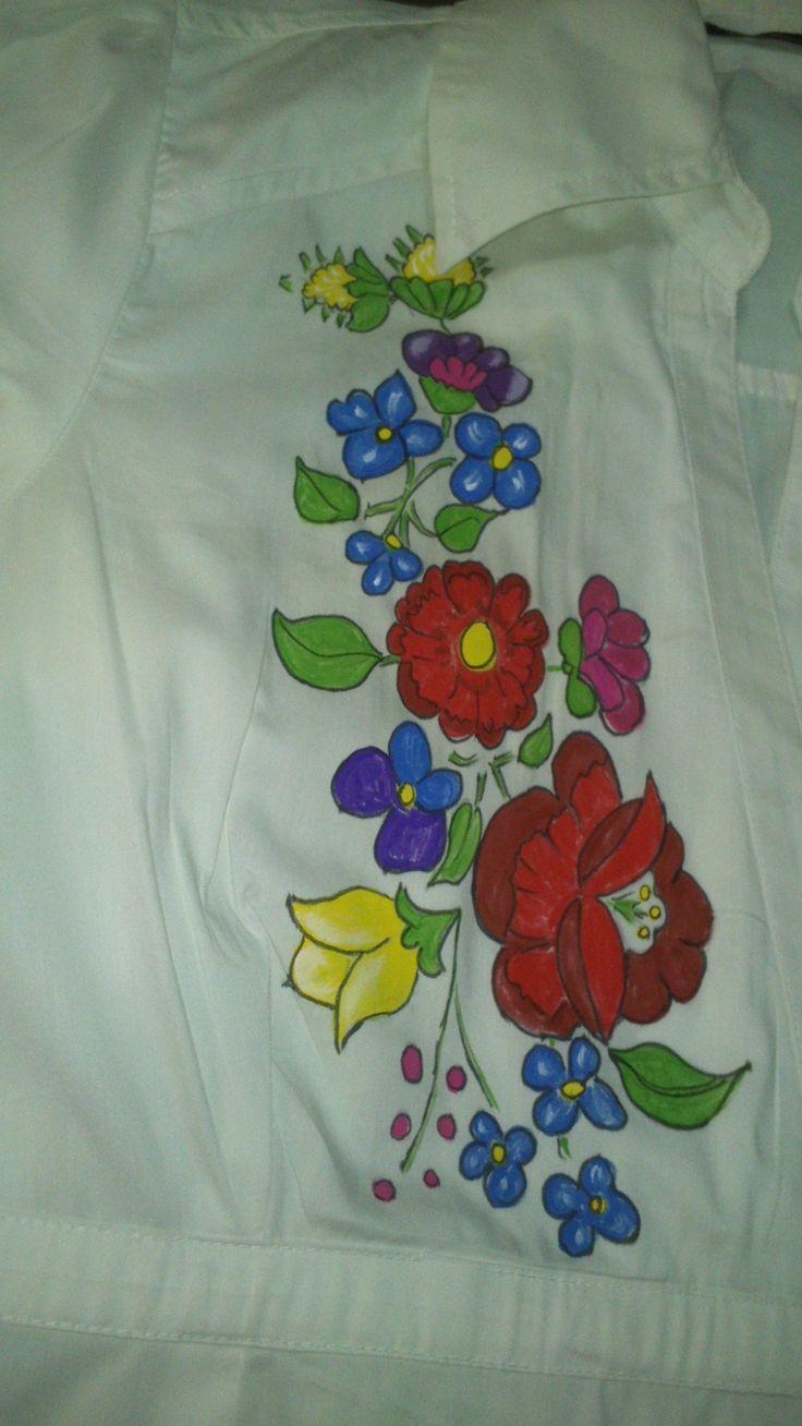 Camisa para Andrea