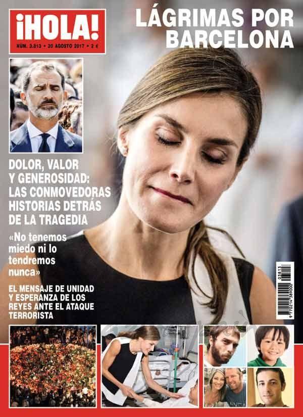 El Kiosko Rosa… 23 de agosto de 2017 - revista hola