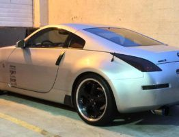 nissan z350 pictures