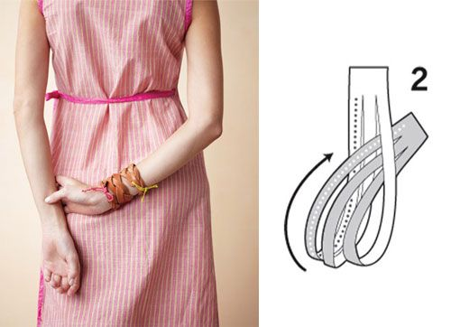 10 DIY tutorials for the most fashionable bracelets of the moment (+ 2)