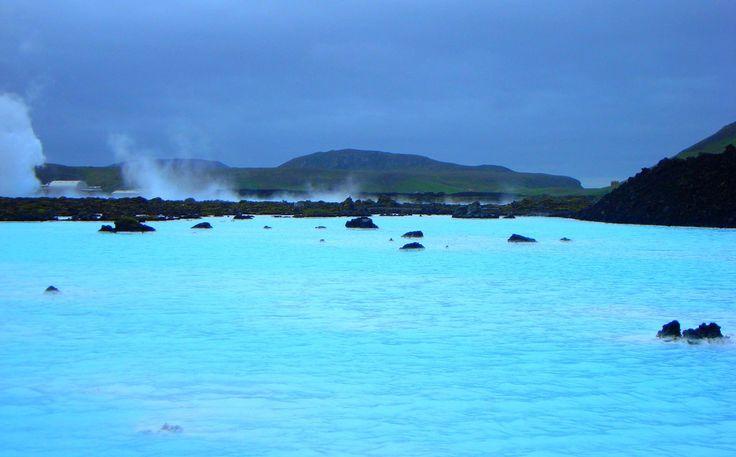 """""""Huzur İzlanda"""" 21 Olağanüstü Fotoğrafla İzlanda'nın Doğa Harikası Mavi Lagün"""