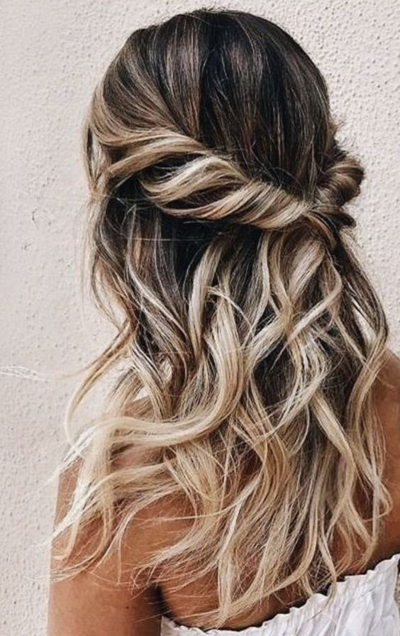 61 easy prom hairstyles for long hair and short hair elegant ideas lifestyle woman 2019 23