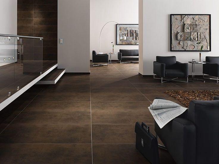 einzigartige gestaltung 19 ideen f r fliesen im wohnzimmer. Black Bedroom Furniture Sets. Home Design Ideas