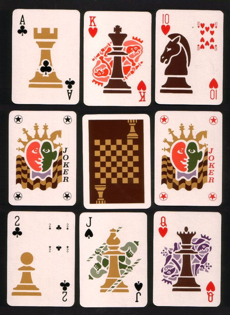 Best 25+ Deck Of Cards Ideas On Pinterest
