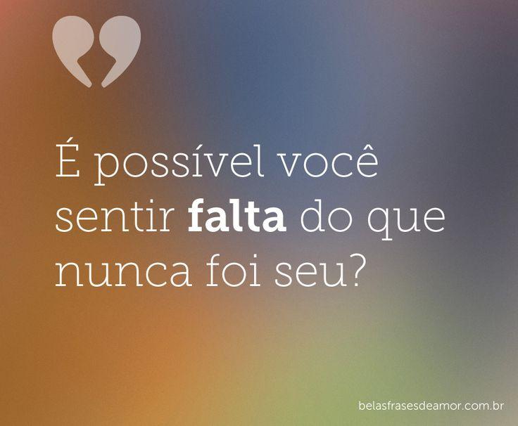 É possível. #Portugues