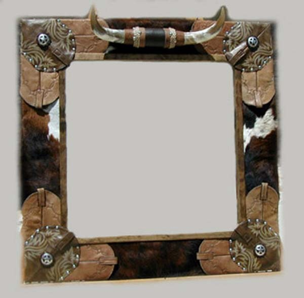 Western Cowboy Boot  Mirrors