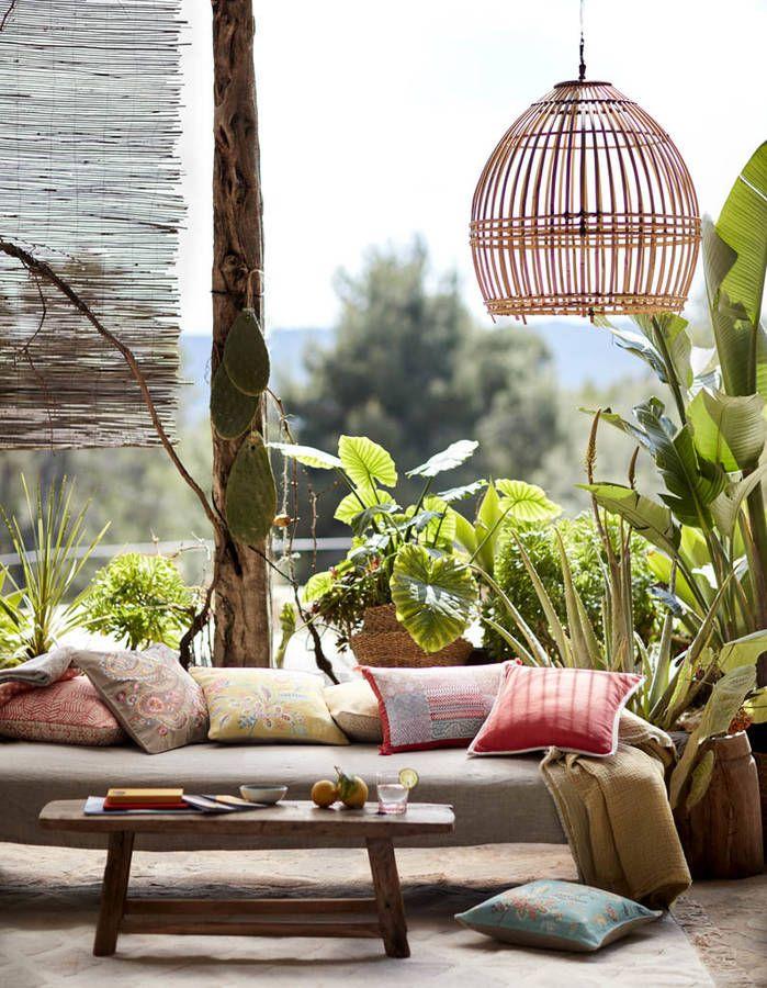 20 id es d co pour une terrasse zen la maison elle. Black Bedroom Furniture Sets. Home Design Ideas
