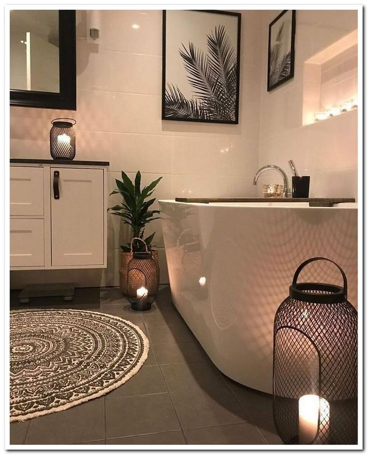 Apartment Decorating Ideas No Matter What Kind Of: 40 Fantastic Apartment Decorating Bathroom Countertop