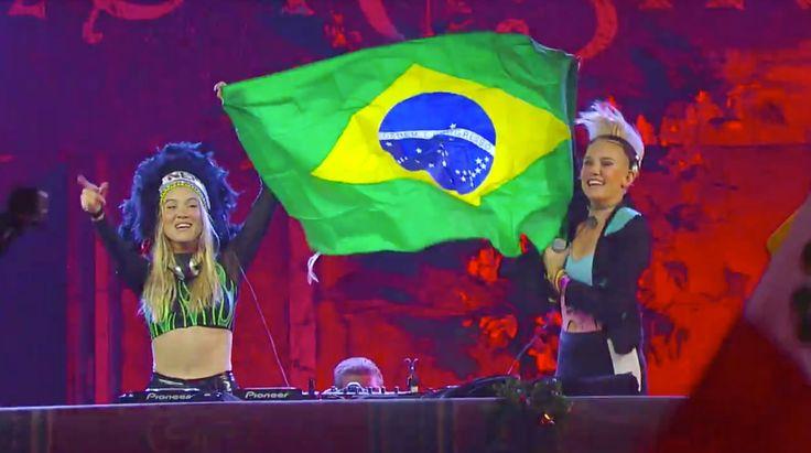 Tomorrowland Brasil 2015   NERVO