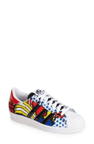 adidas 'Superstar 80 - Rita Ora' Sneaker (Women) available at #Nordstrom