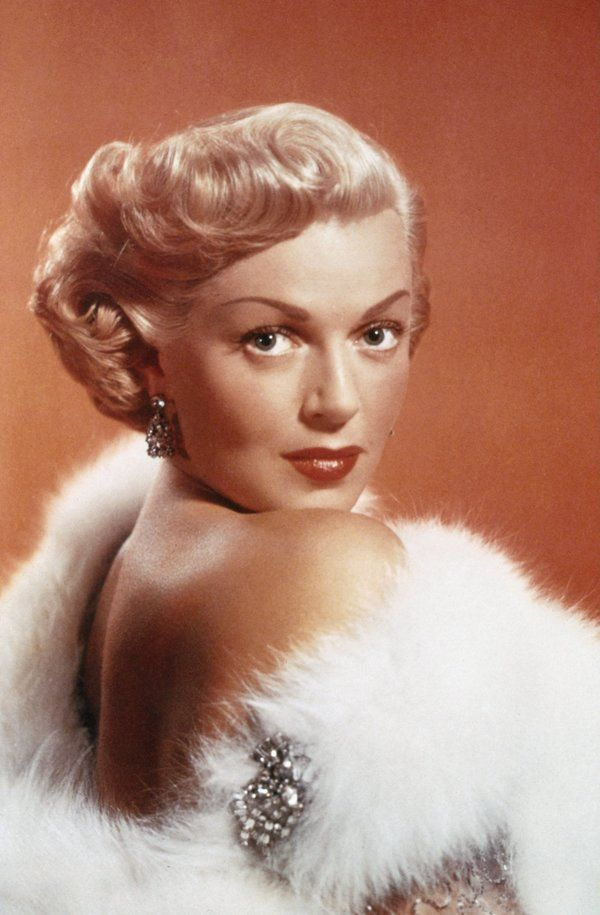 Lana Turner - one of the most famous blonde bombshells of all time