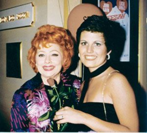 lucille ball and lucy arnaz