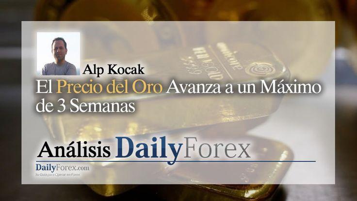 El Precio del Oro Avanza a un Máximo de 3 Semanas https://espaciobit.com.ve/main/2017/11/09/precio-del-oro-avanza-maximo-3-semanas/ #Forex #DailyForex