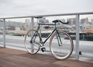 Yamaguchi Aero Track Bike