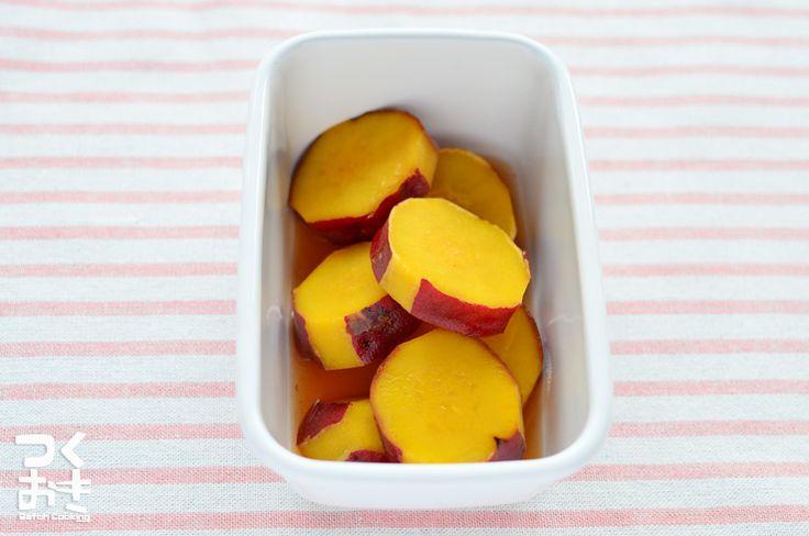 定番常備菜。さつまいものレモン煮 – レシピサイト『つくおき』