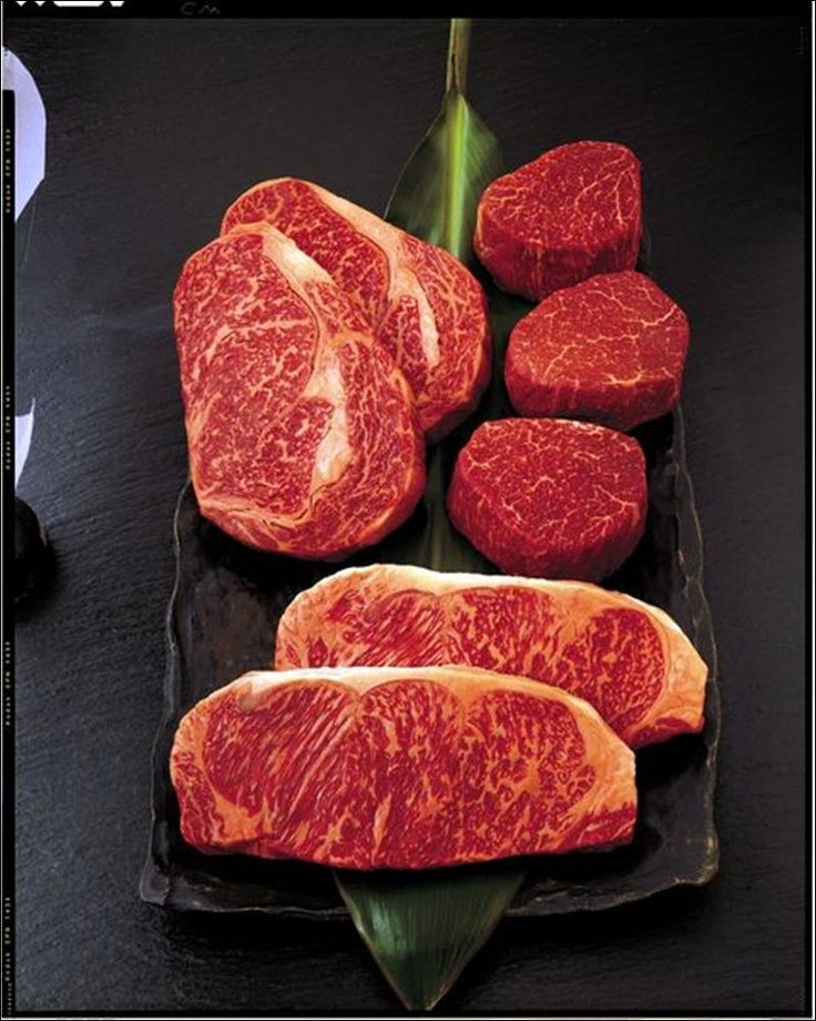 Kobe Beef ...have to try this!