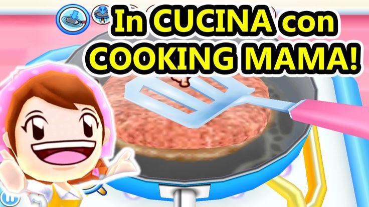 Cooking Mama - Salvo Pimpo's in CUCINA! - Giochi Android - (Salvo Pimpo's)