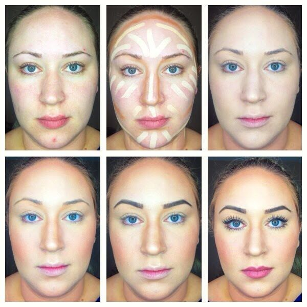 Full Bridal Makeup Step By Step : Full Face Makeup Tutorials Step By Step - Makeup Vidalondon