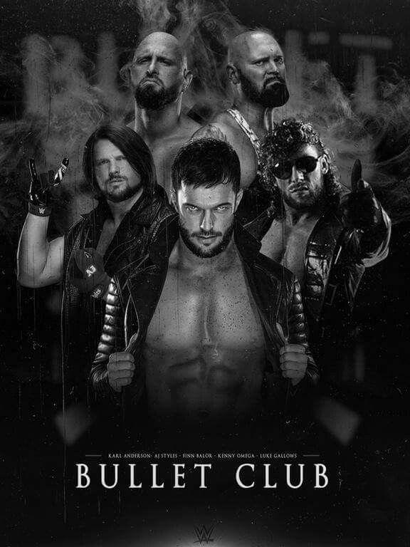 #BulletClub