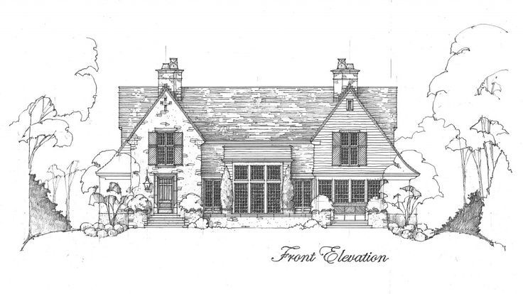 Vernacular Plans Elevations also Dutch besides Towel Bars For Will Plus Other Kitchen Stuff likewise Layouts together with 51509989462291384. on bobby mcalpine cottage