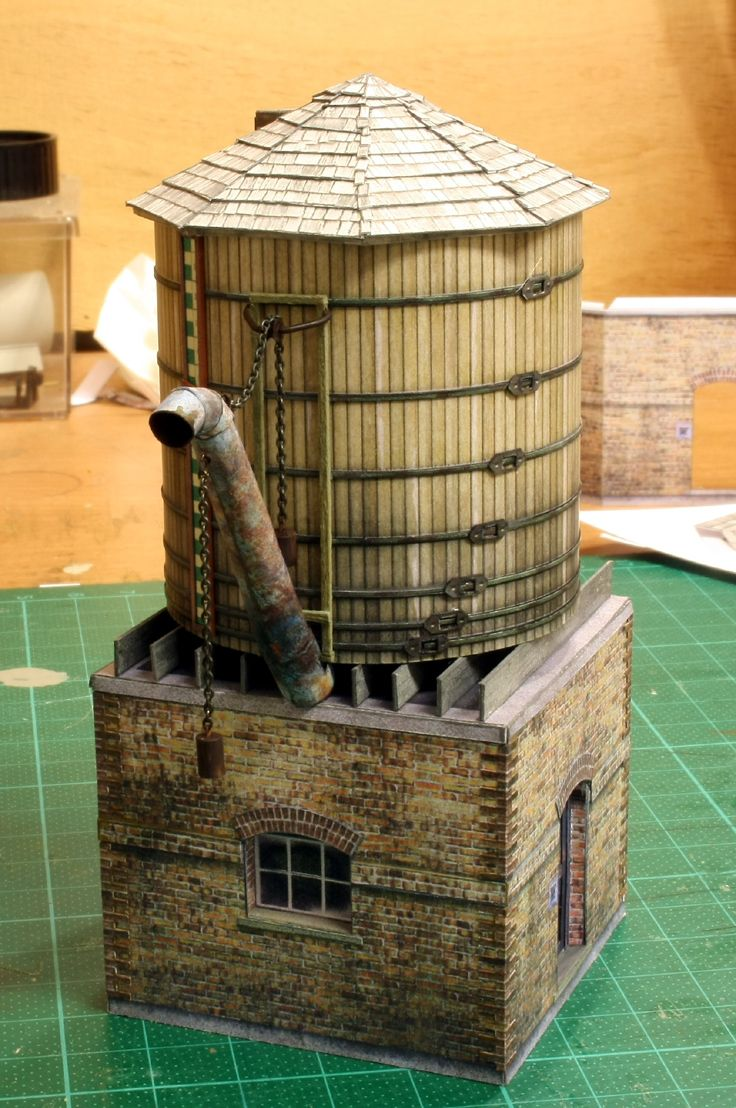 Paper models | Model Railroad Hobbyist magazine | Having fun with model trains | Instant access to model railway resources without barriers