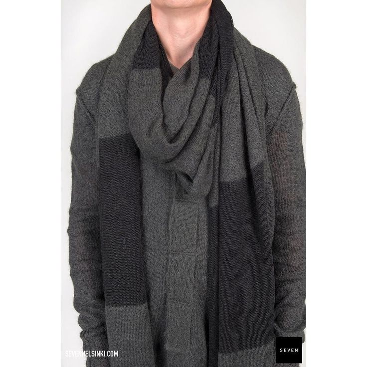 Le scarf. #lostandfound #aw17 @ sevenhelsinki.com