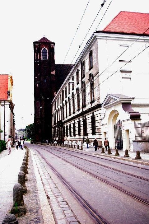 Ul. Szewska we Wrocławiu (fot. Sylwia Mucha/www.facebook.com/wroclaw.wroclove).