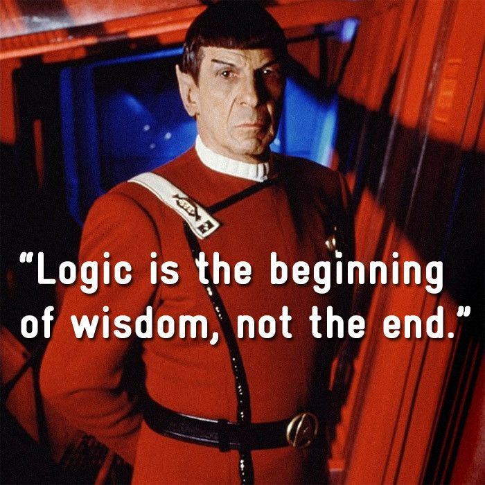 Spock Quotes Live Long And Prosper: Best 25+ Spock Quotes Ideas On Pinterest