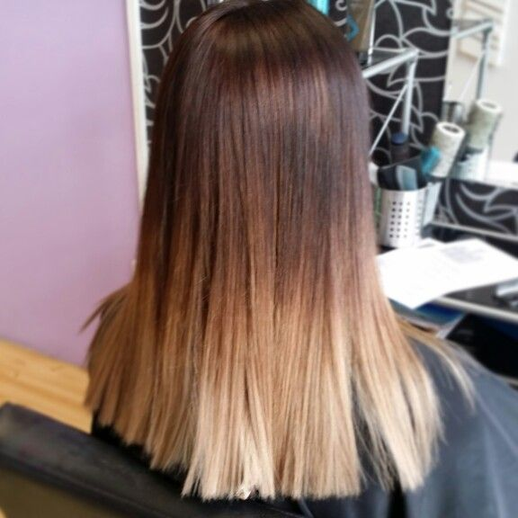 reaaaly softened ombre:-)
