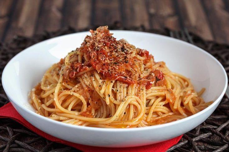 Spaghetti …   – Kochen