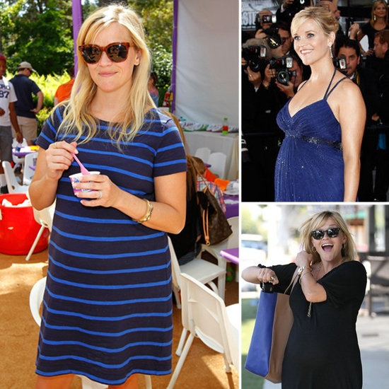 Reese Witherspoon just welcomed a son, Tennessee James! We loved her maternity style.