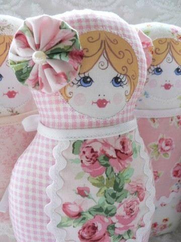 Amelia Matryoshka Babushka Russian inspired Doll