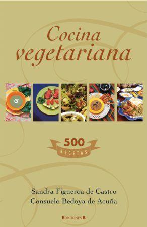 Los Mejores Libros de Recetas y Postres Vegetarianos