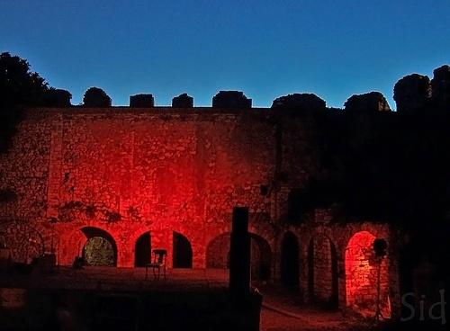 Castle at Pandokratoras #Preveza