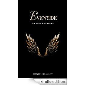 Eventide cover, part one of The Sepherene Chronicles.