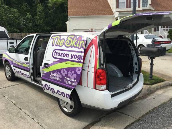 Skinny Dip 2006 Chevy Uplander Cargo Van (virginia beach – landstown) $4400: QR Code Link to This Post Van has been maintained at a local…