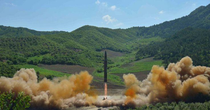 Een oorlog met Noord-Korea kan niet worden uitgesloten, zo waarschuwt het Amerikaanse leger na de omstreden rakettest van Noord-Korea. Afgelopen nacht…